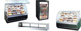Turbo Air Refrigerated Display Cases