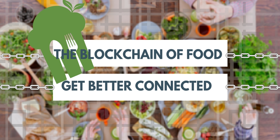 The Blockchain of Food