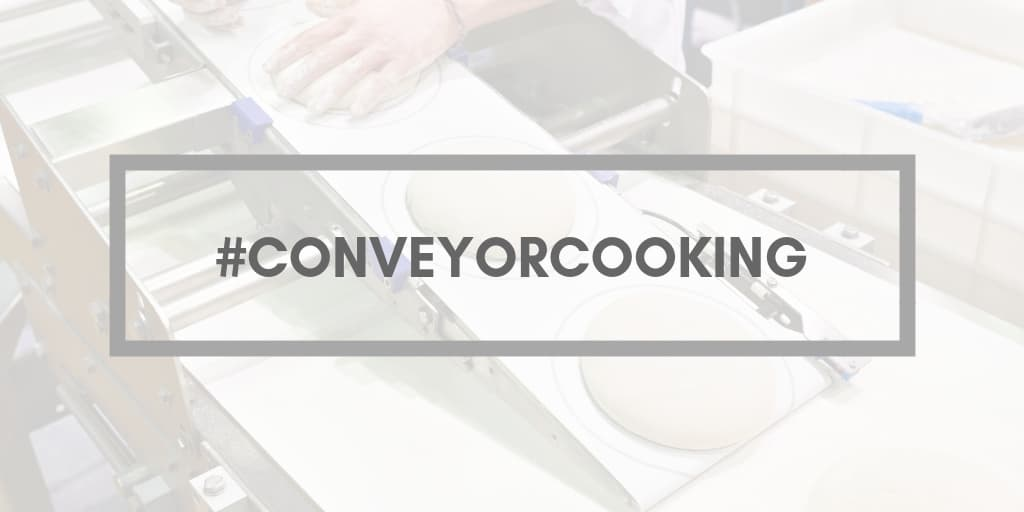 Conveyor Cooking