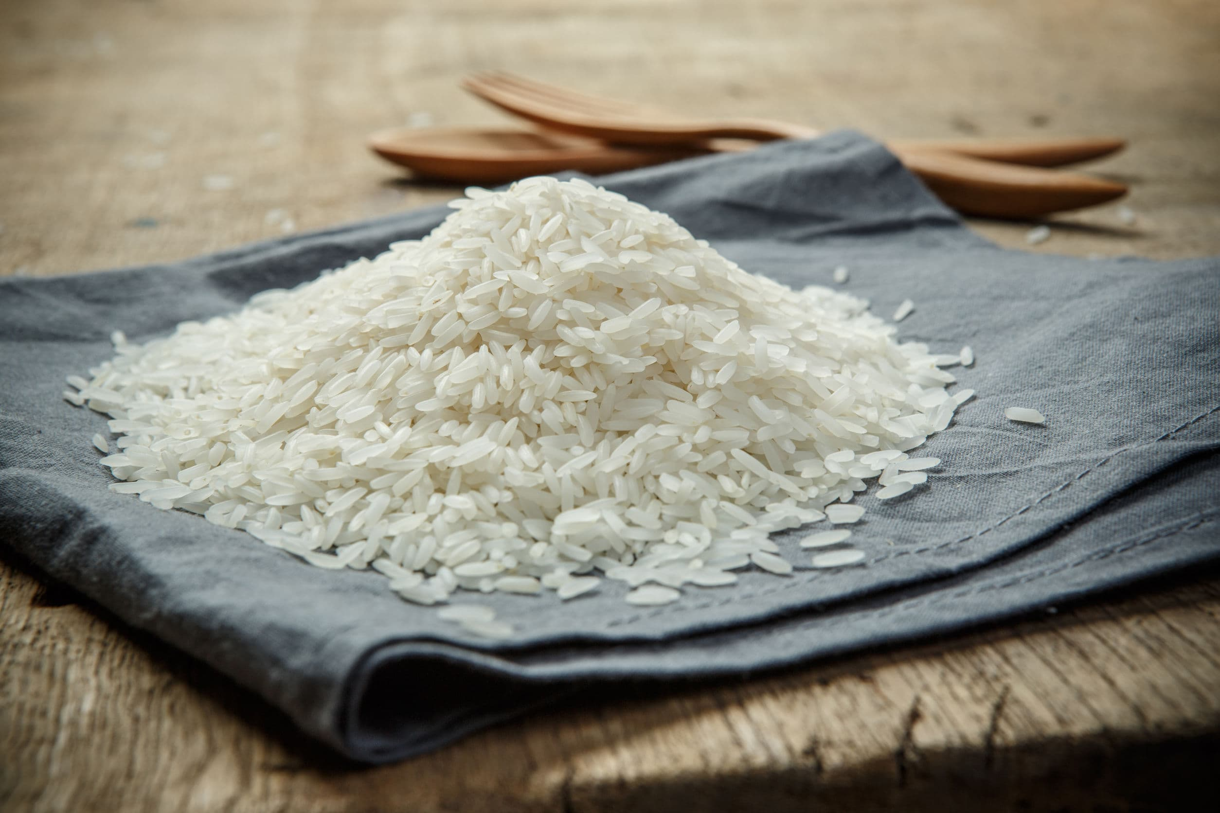 Rice, Rice, And More... Rice!