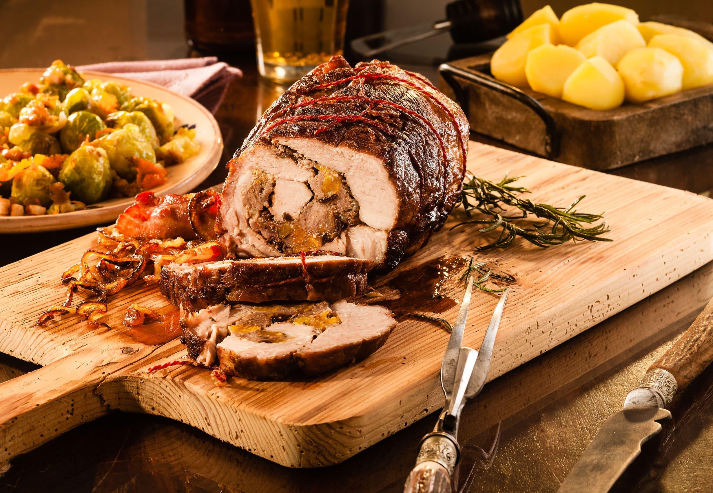 Palate-Pleasing Pork
