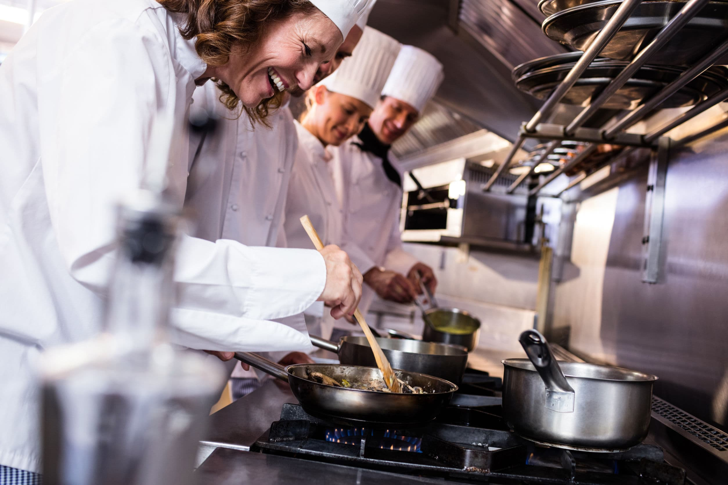 New Restaurant Equipment In 2012