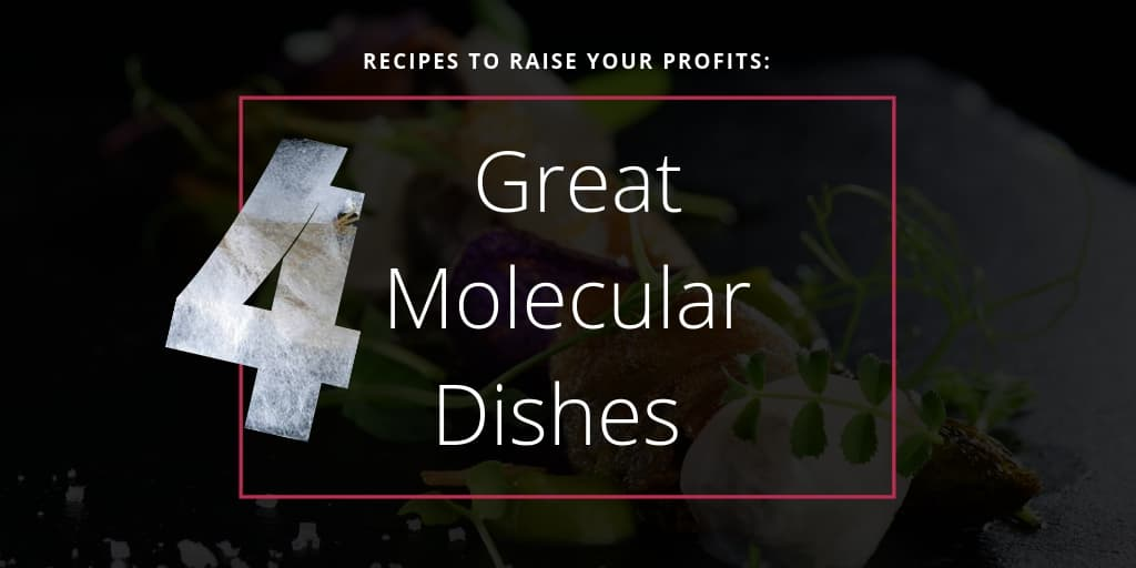 Great Molecular Dishes