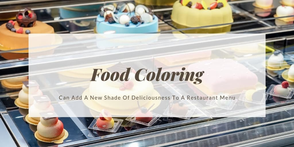 Can Add A New Shade Of Deliciousness To A Restaurant Menu