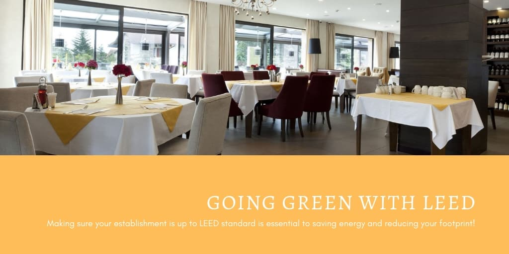 Going Green with LEED