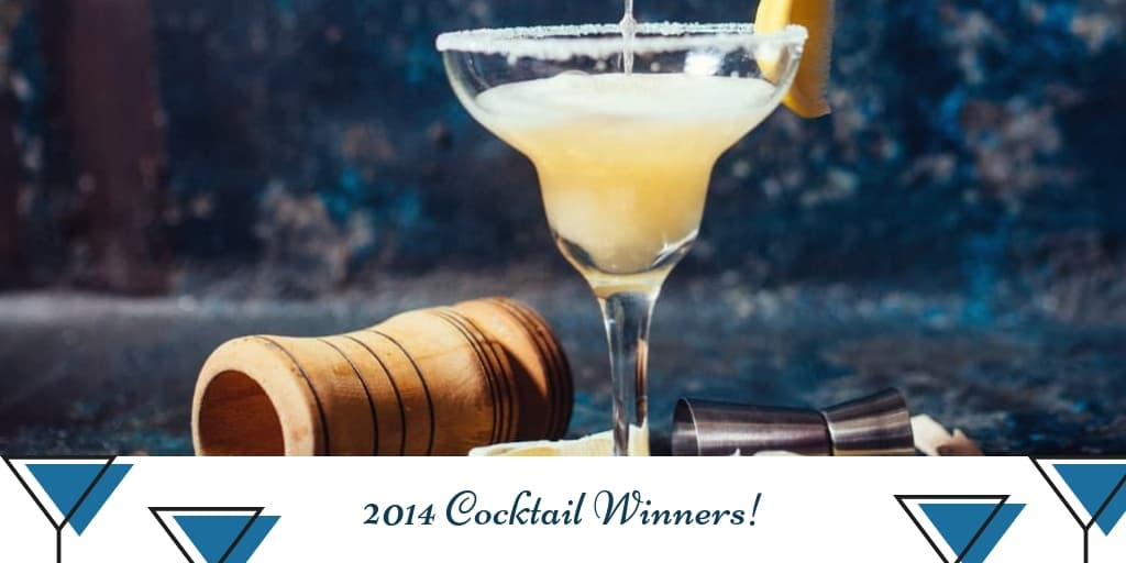 2014 Cocktail Winners