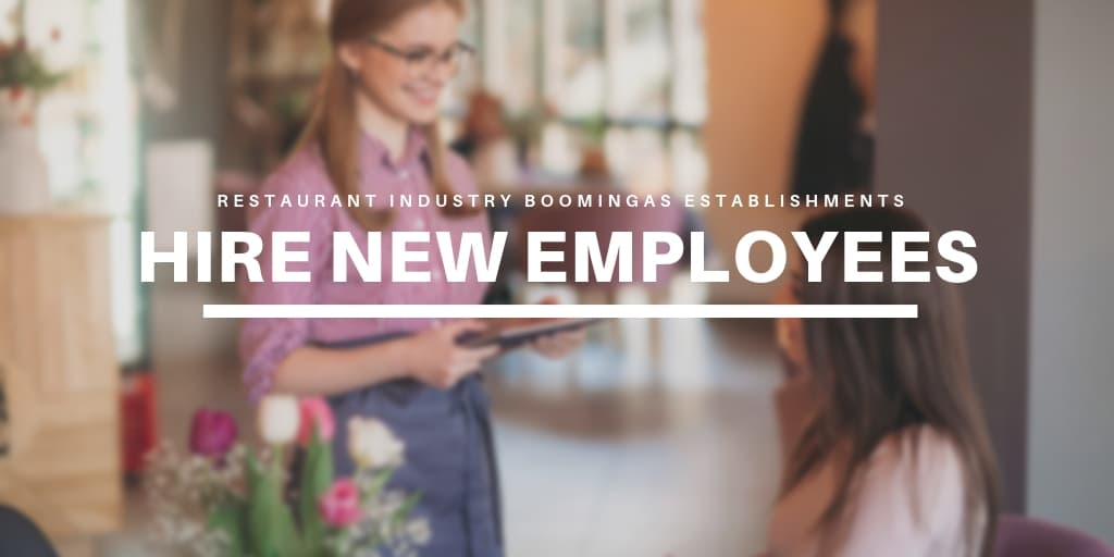 Restaurant Industry Booming As Establishments Hire New Employees