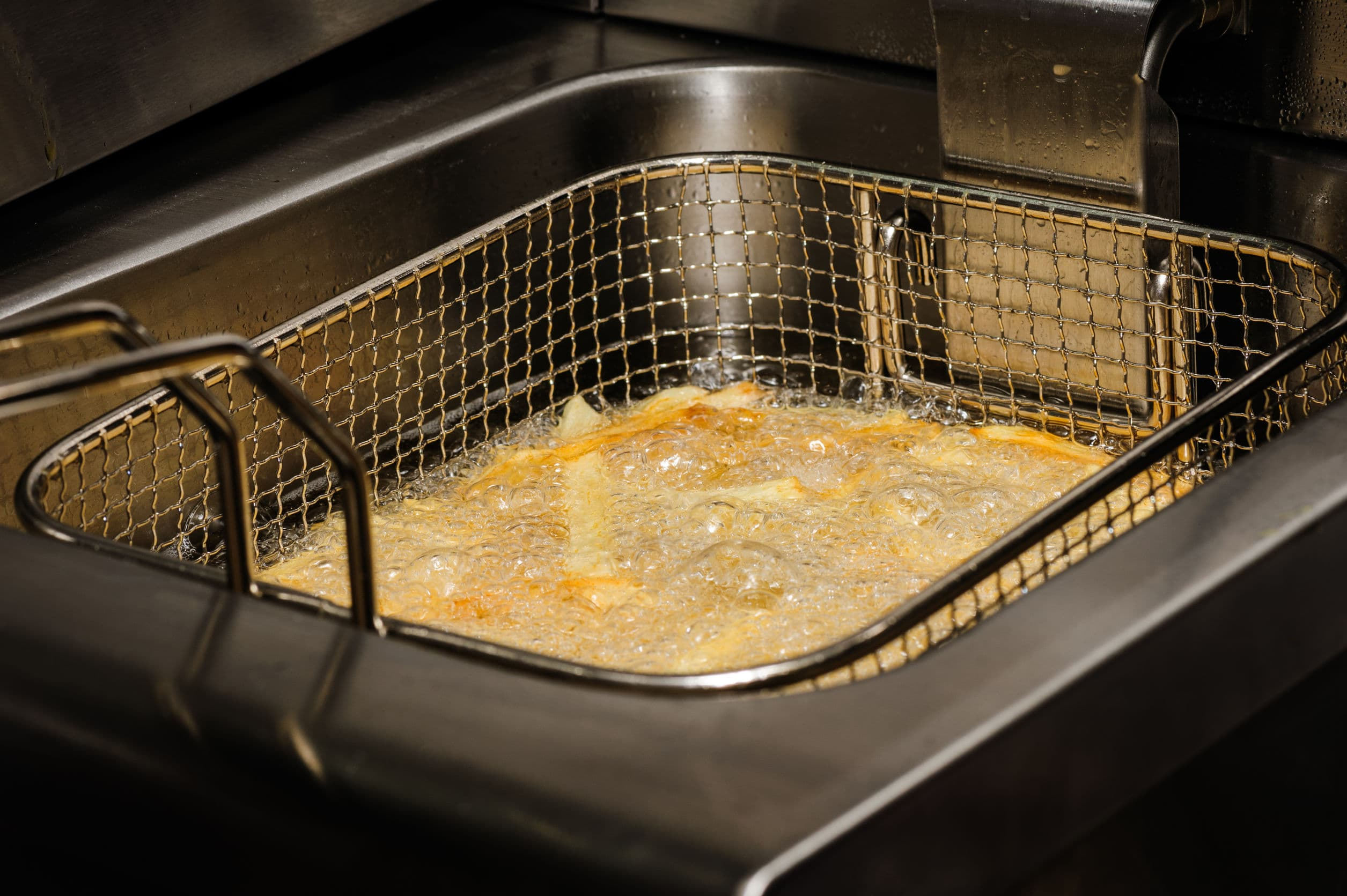 Deep Frying From Summer Into Fall