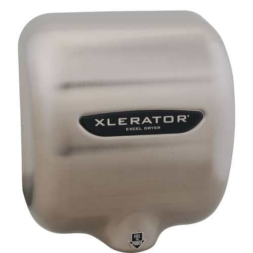 fmp 268 1038 xlerator no touch hand dryer by excel - Excel Hand Dryer