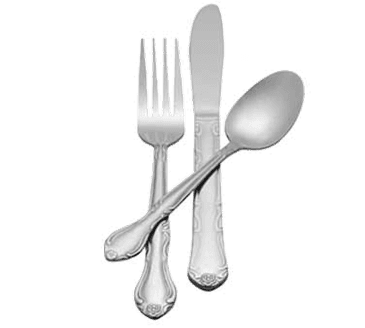 Admiral Craft Admiral Craft CON-SF/B Concord Salad Fork