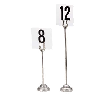 Admiral Craft Admiral Craft DCH-8 Number/Card Stand
