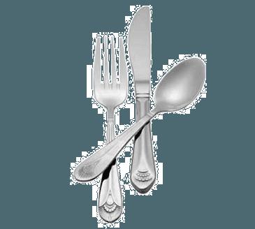 Admiral Craft Admiral Craft FAN-SF/B Fan Salad Fork
