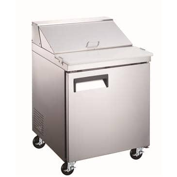 Admiral Craft Admiral Craft GRSL-1D Grista Refrigerated Salad/Sandwich Prep Table