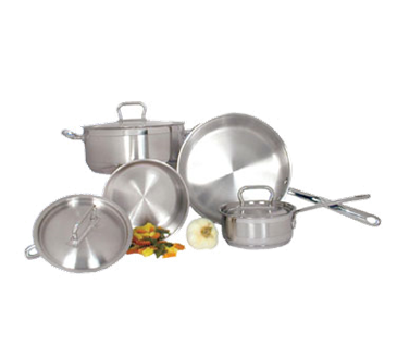 Admiral Craft Admiral Craft SXS-7PC Deluxe 7-Piece Cookware Set