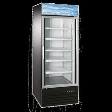 Admiral Craft Admiral Craft USRFS-1D/B U-STAR Refrigerator Merchandiser