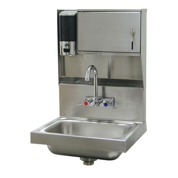 Advance Tabco 7-PS-79-2X Hand Sink
