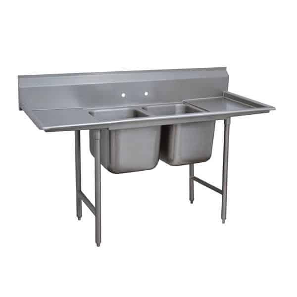 Advance Tabco 9-2-36-18RL Regaline Sink