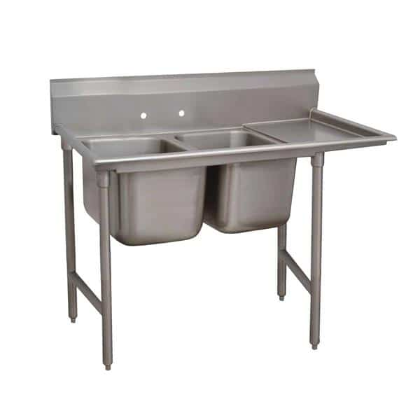 Advance Tabco 9-2-36-36R Regaline Sink