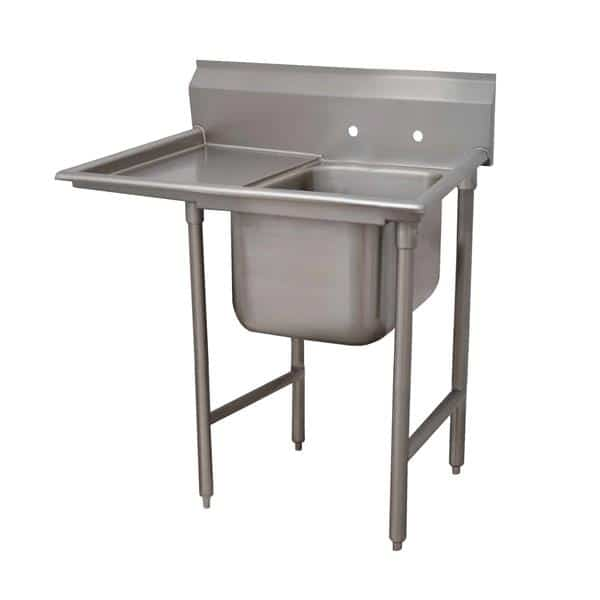 Advance Tabco 9-61-18-24L Regaline Sink