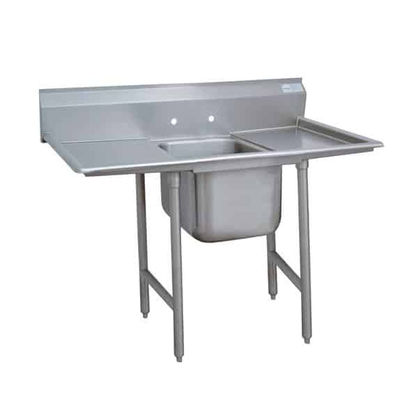 Advance Tabco 9-61-18-36RL Regaline Sink
