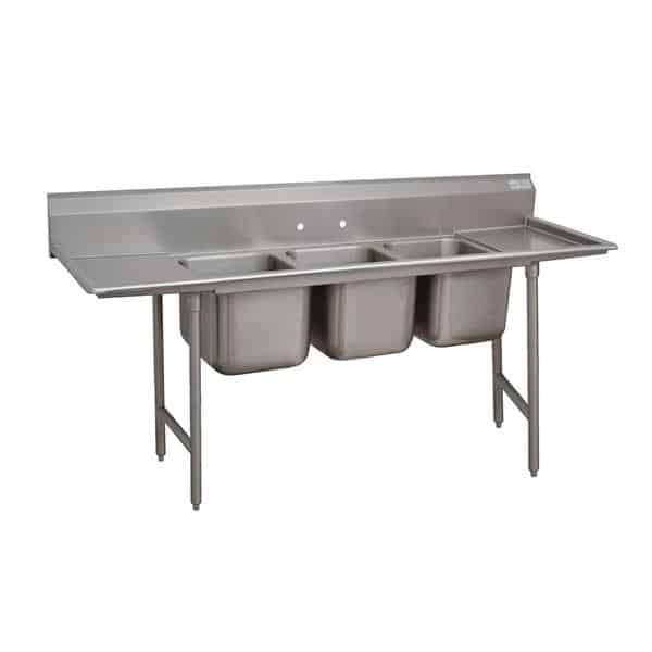 Advance Tabco 9-63-54-36RL Regaline Sink