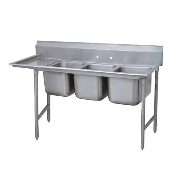 Advance Tabco 93-23-60-18L Regaline Sink