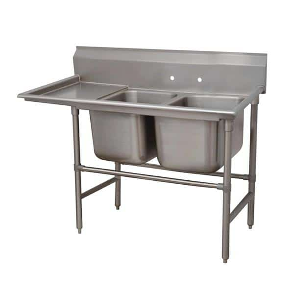 Advance Tabco 94-2-36-24L Regaline Sink