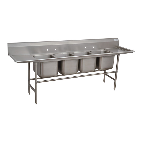 Advance Tabco 94-24-80-18RL Regaline Sink