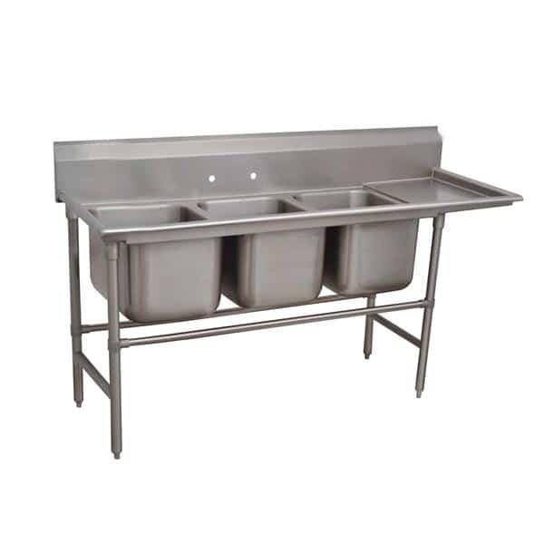 Advance Tabco 94-63-54-18R Regaline Sink