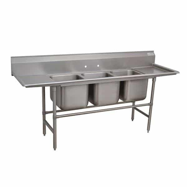 Advance Tabco 94-83-60-18RL Regaline Sink