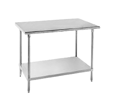 Advance Tabco AG-3012 Work Table