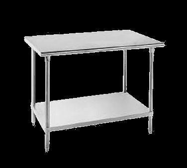 Advance Tabco AG-369 Work Table