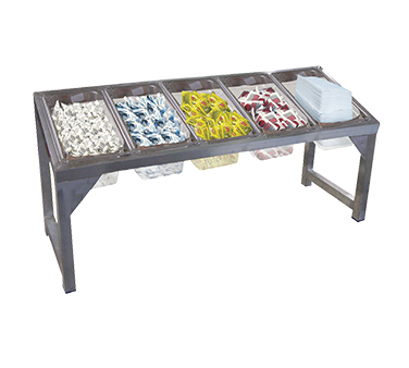 Advance Tabco CDR-5 Condiment Holder