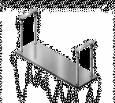 Advance Tabco CM-18-96 Shelf