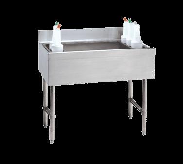 Advance Tabco CRI-16-36-10 Underbar Basics™ Cocktail Unit