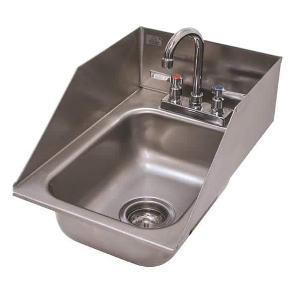 Advance Tabco DI-1-5SP-2X Drop-In Sink