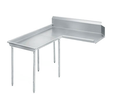Advance Tabco DTC-G60-96L Island-Clean Dishtable