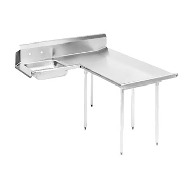 Advance Tabco DTS-D60-84R Dishlanding-Soil Dishtable