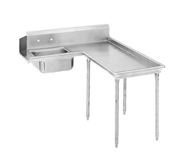 Advance Tabco DTS-G60-144R Island-Soil Dishtable