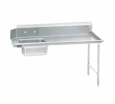 Advance Tabco DTS-S70-144R Straight-Soil Dishtable