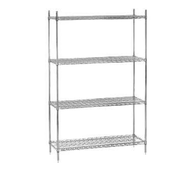 Advance Tabco ECC-2472 Shelving Unit