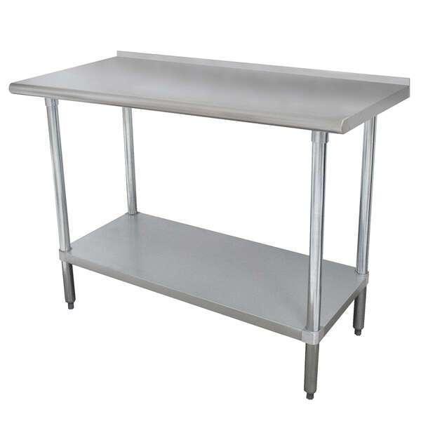 Advance Tabco FMSLAG-300-X Work Table