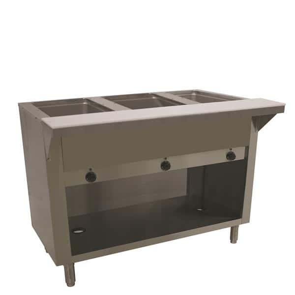Advance Tabco HF-3E-120-BS Hot Food Table
