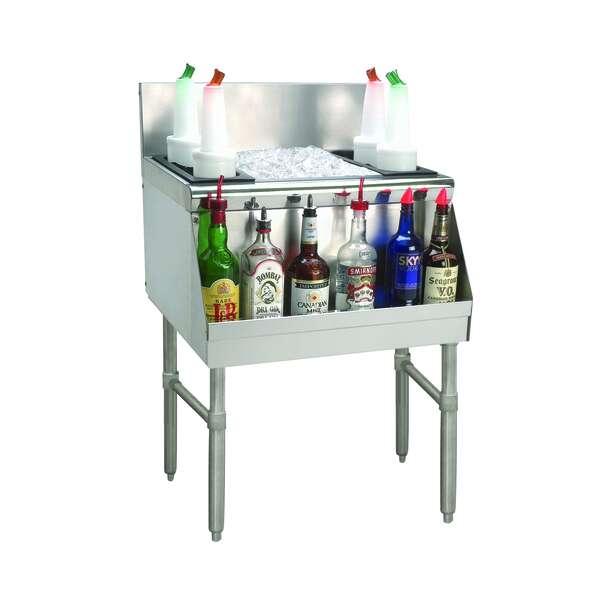 Advance Tabco PRI-24-12 Prestige Insulated Bottle Storage Unit