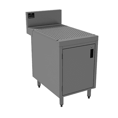 Advance Tabco PRSCD-19-48-M Prestige Underbar Drainboard Cabinet