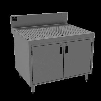 Advance Tabco PRSCD-24-30 Prestige Underbar Drainboard Cabinet