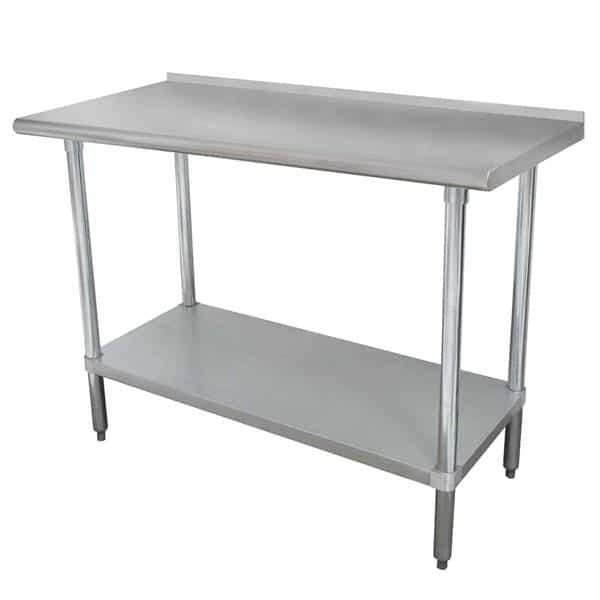 Advance Tabco SFLAG-364-X Work Table