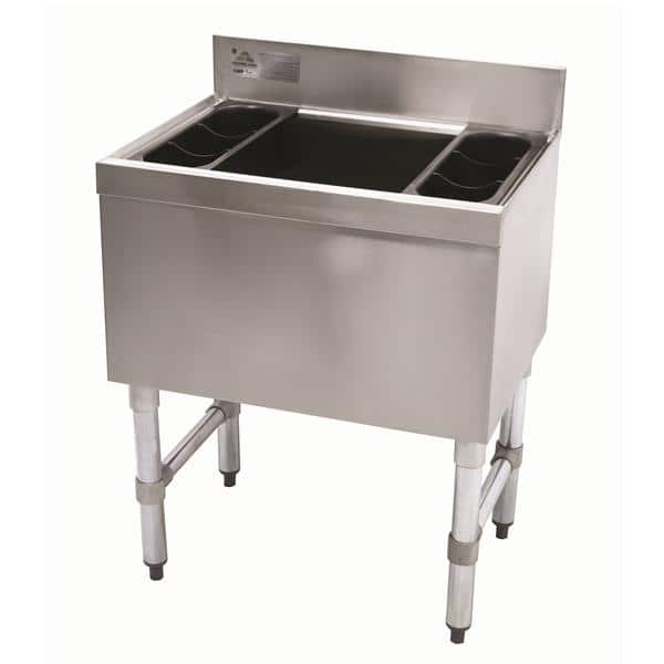 "Advance Tabco SLI-16-36 Underbar Basics"" Cocktail Unit"