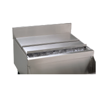"Advance Tabco SSC-24 Underbar Basics"" Ice Bin Sliding Cover"