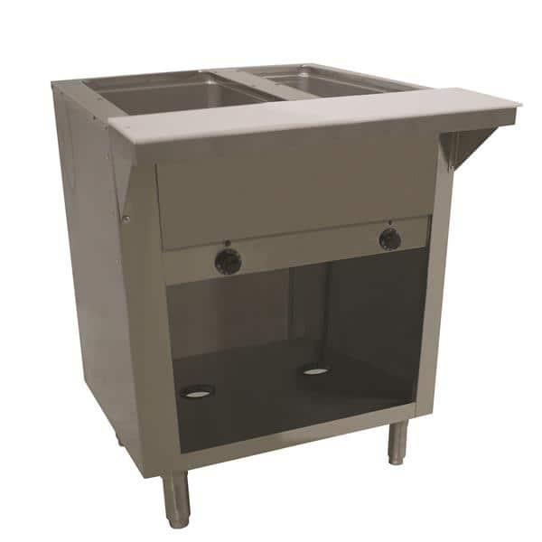 Advance Tabco SW-2E-120-BS Hot Food Table